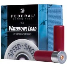 "Federal WF1466 Speed-Shok 12 Gauge 2.75"" 1 oz 6 Shot 25 Bx/ 10 Cs"