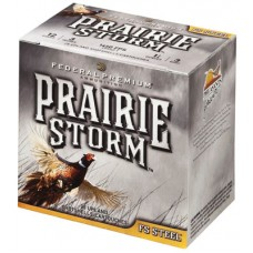 """Fed PFS143FS4 Premium Prairie Storm FS Steel 12 ga 3"""" 1-1/8oz 4 Shot 25Bx/10Cs"""