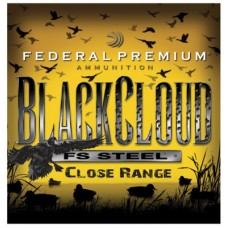 "Federal PWBD2094 Premium Black Cloud 20 ga 3"" 1 oz 4 Shot 25Bx/10Cs"