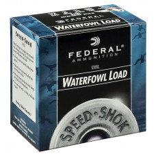 "Federal WF1431 Speed-Shok 12 Gauge 3"" 1-1/8 oz 1 Shot 25 Bx/ 10 Cs"