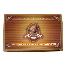 "Hevishot 42234 Heavy Density Pheasant 12 Gauge 2.75"" 1-1/8 oz 4 Shot 10 Bx/ 10"