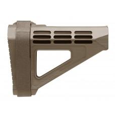 SB Tactical SBM4-02-SB SMB4 AR Brace Elasto-Polymer