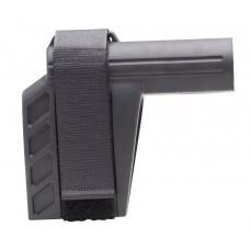 SB Tactical SBXK-01-SB SBX AR Brace SIG MPX  Elasto-Polymer