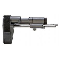SB Tactical PDW-01-SB PDW AR Brace Elasto-Polymer