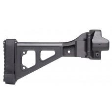 SB Tactical SBT5-01-SB SBT5 Folding Brace HK MP5  Elasto-Polymer AR Platform