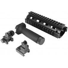 "Aim Sports ACAR01 AR-15 Combo Kit V1 AR-15/M16/M4 Aluminum 6.5"" x 4.25"" x 2"""