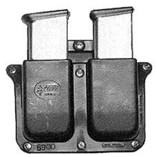 Fobus 6900BH DBL MAG Pouch 6900BH N/A Black Plastic