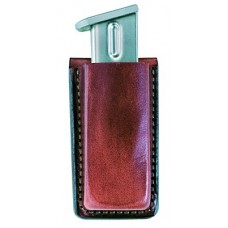 """Bianchi 10735 Open MAG Pouch 20A Fits Belts up to 1.75"""" Black Leather"""