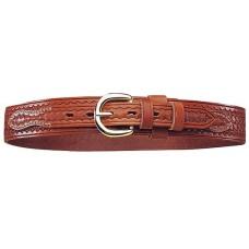 "Bianchi 12066 Ranger Belt B4 32"" Tan Leather"