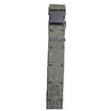 "Bianchi 13597 Web Pistol Belt M1015 One Size-30""-48"" Olive Drab Nylon"
