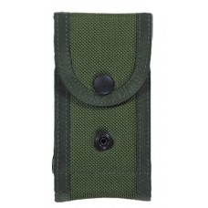 "Bianchi 14545 Military MagG Pouch M1025 Fits 2.25"" Belts Olive Drab Accumold"