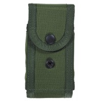 """Bianchi 14760 Military MAG Pouch M1030 Fits 2.25"""" Belts Olive Drab Accumold Tril"""