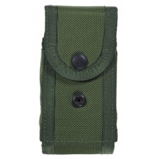 "Bianchi 14760 Military MAG Pouch M1030 Fits 2.25"" Belts Olive Drab Accumold Tril"