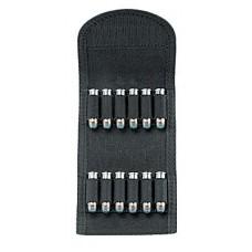 Uncle Mikes 8844 Cartridge Carrier Handgun 8844-1 44-1 Black Nylon
