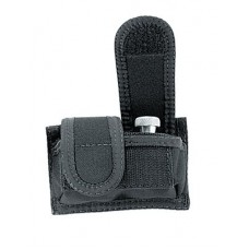 "Uncle Mikes 8828 DBL Speedloader Pouch 8828-1 Fits Belts up to 2.25"" Black Nylon"