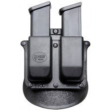 Fobus 6900PS DOUBLE MAG PADDLE 6900PS Double Stack Black Plastic