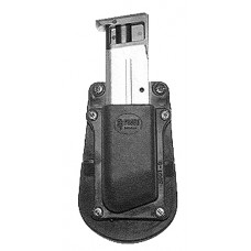 Fobus 39019 SNGL MAG Pouch Black Plastic