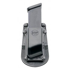 Fobus 3901G SNGL MAG Pouch Black Plastic