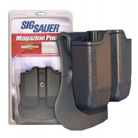 Sig Sauer MAG9DBL226BL 8500013 Double P226 9/40 P229 9mm Poly Black