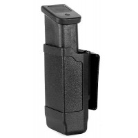 Blackhawk 420901BK  Double Stack Black Leather