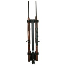 Rugged Gear 11092 Wall Mount Removable Black Steel