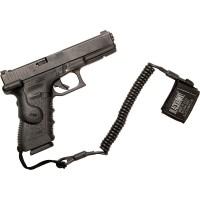 Blackhawk 90TPL1BK Pistol Lanyard Tactical