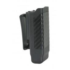 Blackhawk 410500CBK Single Mag Case 00 Black Carbon Fiber