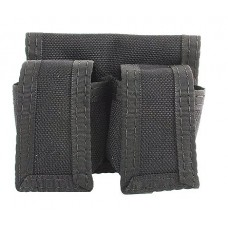 "HKS 100 100MEDDBL Fits up to 2.25"" Belts Black Cordura"