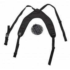 Blackhawk 40CH00BK Versa-Harness Holster/Accessory Platform Blk
