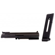 "Tactical Solutions 2211STDSSSTD 2211 Conversion w/Standard Rial Non-Threaded Barrel 4.5"" Blk Steel"