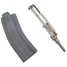 CMMG 22BA6E1 Bravo 22 ARC Conversion Kit 25rd Stainless Steel