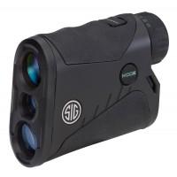 Sig Sauer Electro-Optics SOK12602 Kilo1250 6x 20mm 1 yds 1600 yds 34.18 ft @ 100 yds Black
