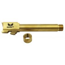 """S3F G17TTIN Glock 17 9mm 4.5"""" Gold"""