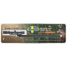 "Mossberg 92356 870 12 Gauge 24"" Blued Cantilever Scope Mount"