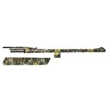 "Winchester Guns 611107340 SX3 Rifled 12 Gauge 22"" Mossy Oak New Break-Up TruGlo Fiber Optic Front"