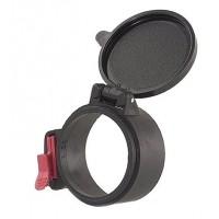 Butler Creek 30035 Flip-Open Objective Lens Cover Sz 03 Black