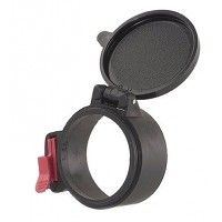 Butler Creek 30430 Flip-Open Objective Lens Cover Sz 43 Black