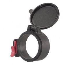 Butler Creek 31719 Multi-Flex Flip-Open Objective Lens Cover Sz 17-19 Black