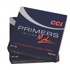 CCI 0307 Primer Muzzeloader  100 Per Box