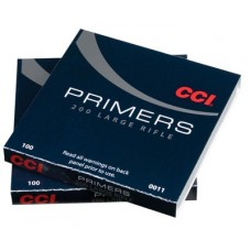CCI 0011 Primer Large Rifle 10 Boxes of 100 Primer