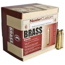 Nosler 10128 Brass Nosler 17 Remington