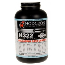 Hodgdon 3221 Extreme H322 Rifle 1 lb 1 Canister