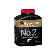 Accurate WPI No. 2 Handgun 1 lb 1 Canister