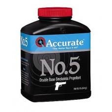 Accurate WPI No. 5  Handgun 1 lb 1 Canister