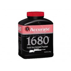 Accurate 1680 Powder  Rifle 1 lb 1 Canister