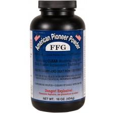 American Pioneer APP2F Powder FFG/FFFG Granulated 1 lb 1