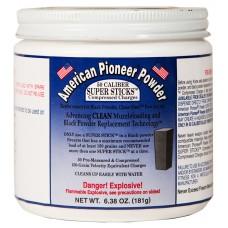 American Pioneer APP50150 Powder Super Sticks Compressed Charges 150 gr 50 Per Box