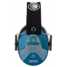 Beretta CF1000020560 Hearing Protection Standard Earmuff 25 dB Blue