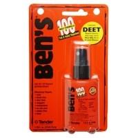 Adventure Medical 00067070 Bens 100 Max Insect Repellent 1.25oz 12Case