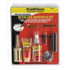 Traditions A5120 Sportsmans Revolver Kit Sportsman Kit 44 Cal Revolver